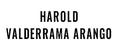 Harold  Valderrama arango