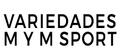 Variedades M y M sport