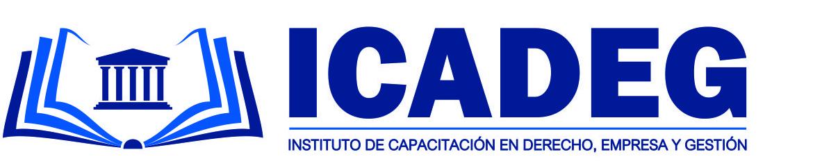 Instituto De Capacitacion En Derecho Empresa Y Gestion S.A.C.- Icadeg S.A.C.