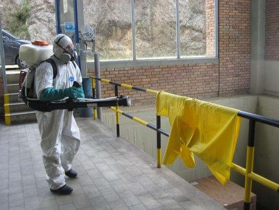 Control de plagas en Bogotá, D.C.