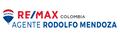Agente Remax Rodolfo Mendoza