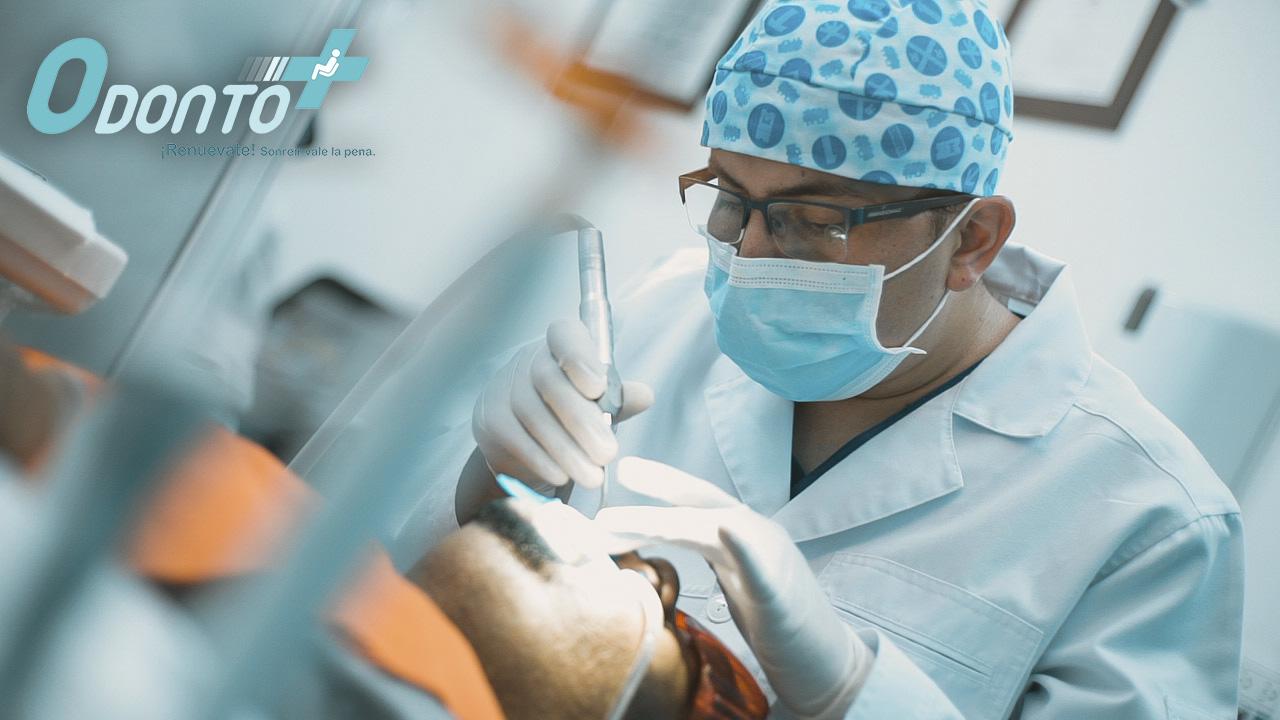 Odontólogo en Santiago de Cali