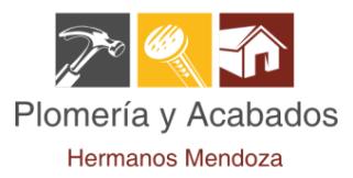 Plomería y Acabados Hermanos Mendoza
