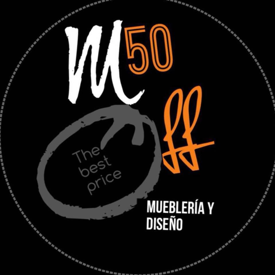 Muebles 50 off