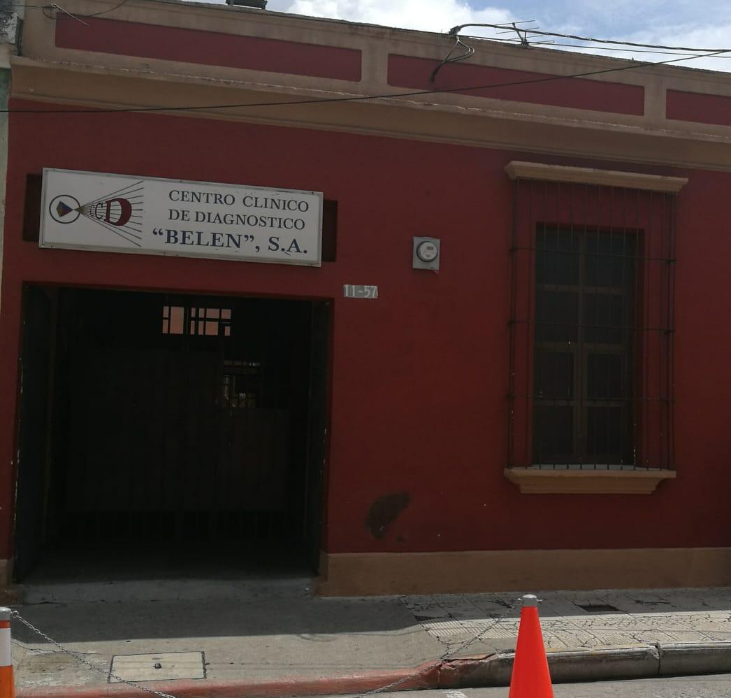 Clínica Rayos X en Ciudad de Guatemala