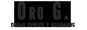 Obras Civiles y Acabados de Oro G.
