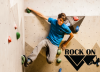 ROCK ON bouldering gym