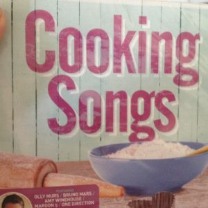Songs to cook to