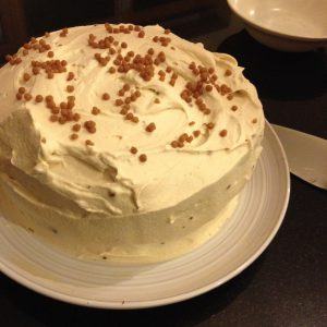 One Pot Chocolate Cake