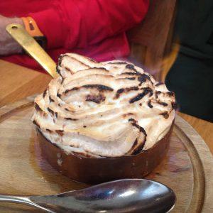 Baked Alaska to Share