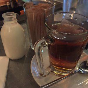 Tea time on my birthday