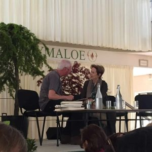 John McKenna in Conversation with Alice Waters