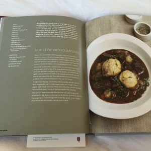 Beef Stew with Dumplings
