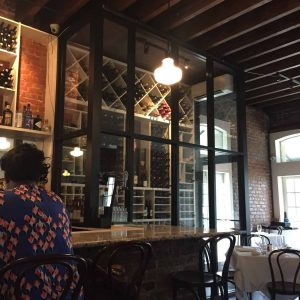 The bar in Annunciation