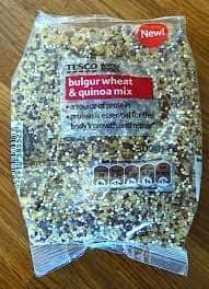 Quinoa & Bulgar