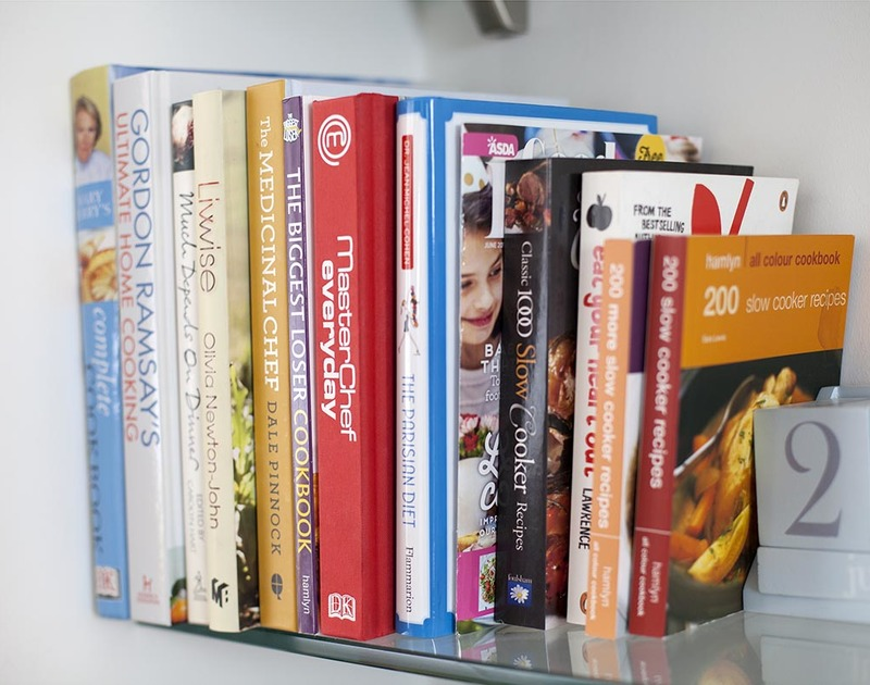 Browse through The Beach Hut's collection of cook books and try something a new recipe.