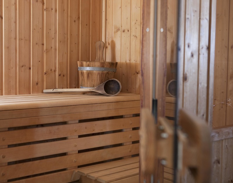 Indulge in a relaxing sauna when you stay at Belmont, a self-catering holiday house in Rock, Cornwall