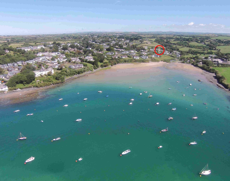 Explore beautiful Porthilly and Rock beach from Sea Gulls, a holiday house to rent on the Camel Estuary in North Cornwall.