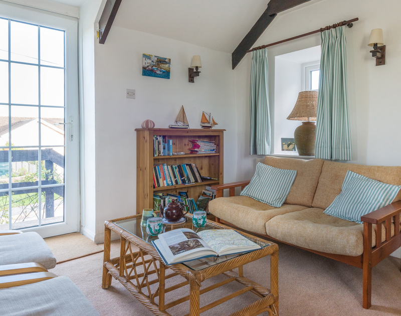 Enjoy an afternoon tea in Little Pityme, a traditional self catering holiday cottage in Rock, Cornwall