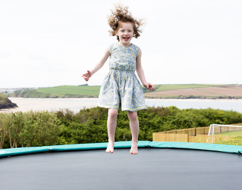 Let the kids run wild in north Cornwall over the Easter holidays and stay in one of our self-catering cottages