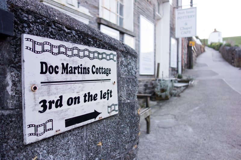 The fictional town of Port Wenn is the setting for TV show Doc Martin and is filmed in Port Isaac