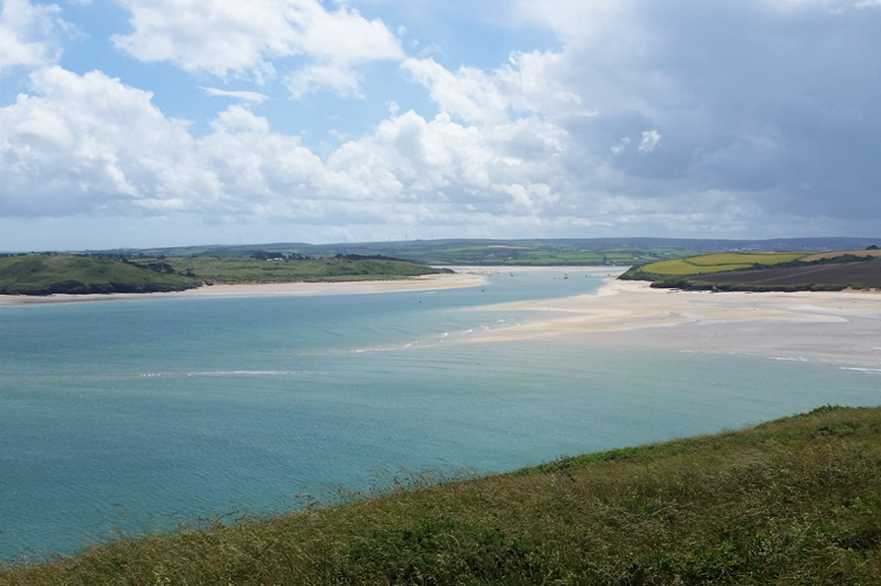 From Padstow you will enjoy stunning sweeping views of the Camel Estuary