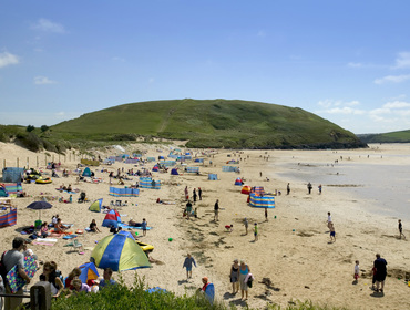 Take time out to relax and enjoy north Cornwall's beautiful family and dog-friendly beaches this Easter weekend