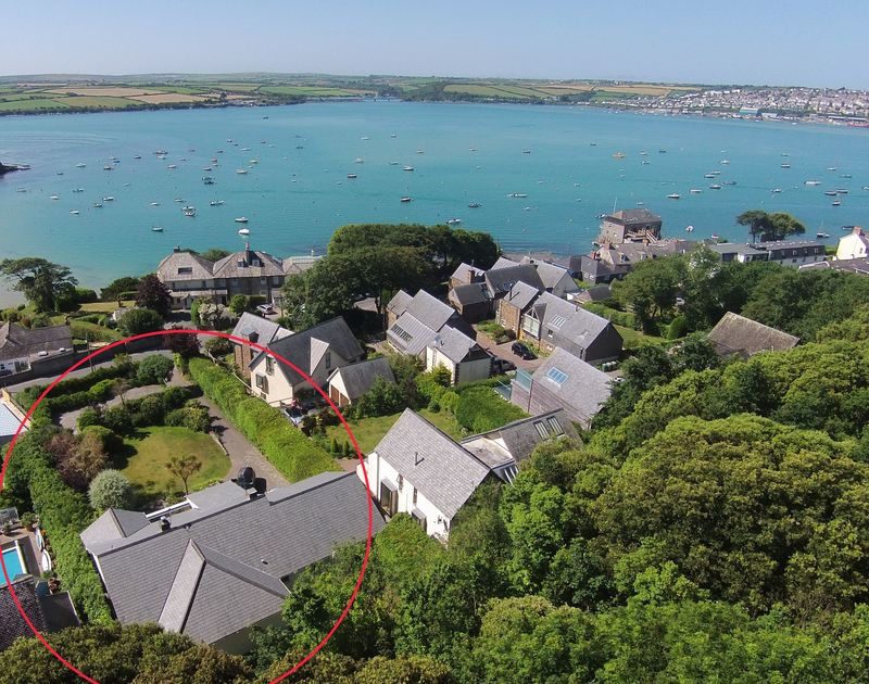 Greywings is just a few minutes walk from the Camel Estuary and the Rock Sailing club on the north Cornwall coast