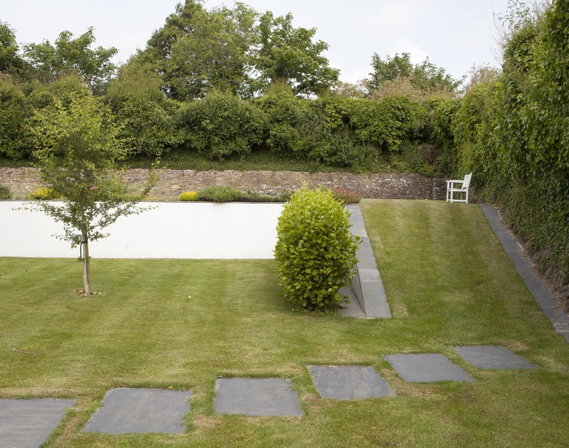 Make full use of the pretty landscaped gardens at Cherrytrees in Rock, which surround the property