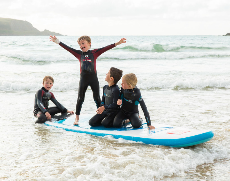 Let the kids dive into the Atlantic ocean this May half term for a holiday they'll never forget