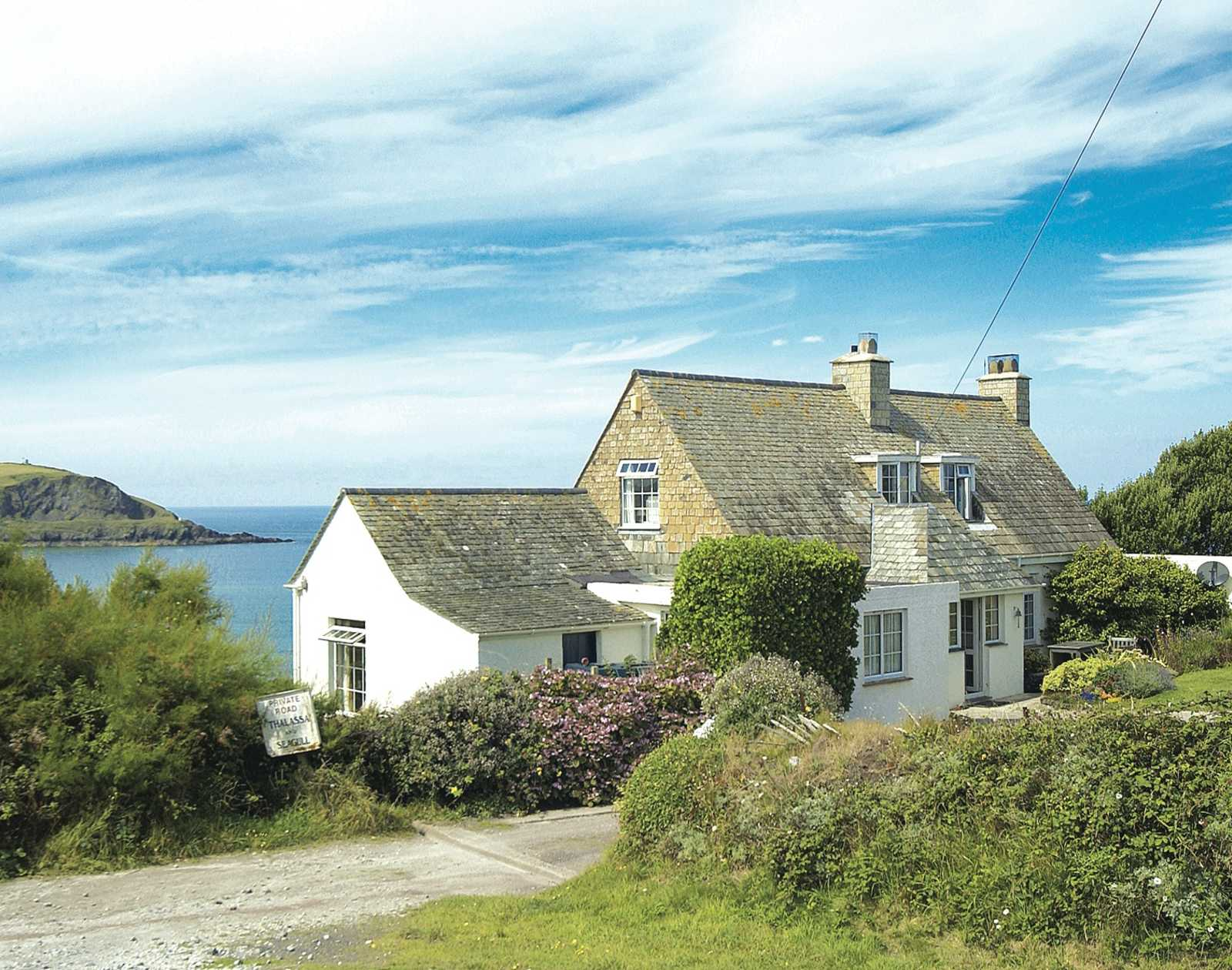 sc white self cornwall cottages cross catering cottage newquay photo the