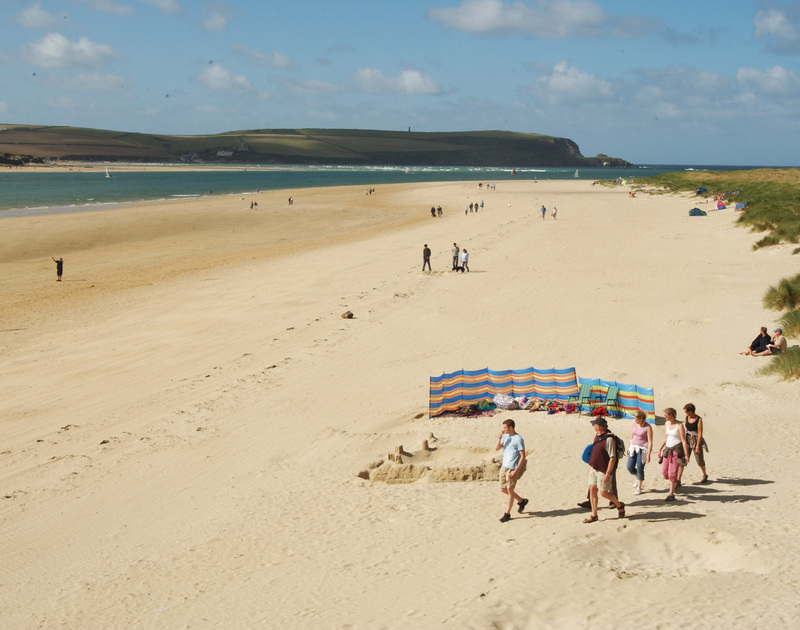 Just a walk away from First Light is the hustle and bustle of the Sailing and Ski clubs on the Camel Estuary and then further on golden sands and azure waters.