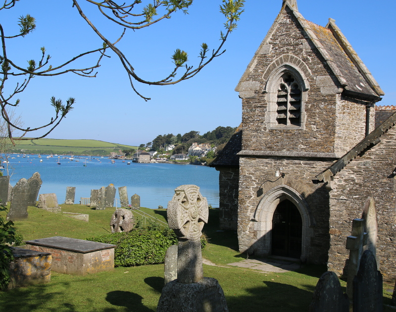 Guests staying at Hatchlands in Rock, Cornwall should explore Nearby St Michaels Church at Porthilly Cove