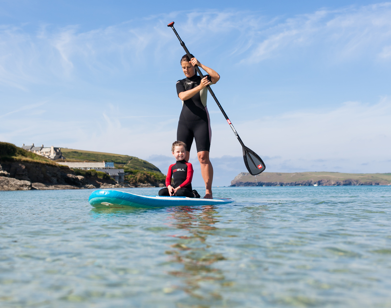 Treat the kids to a beach holiday in North Cornwall this October Half Term, with John Bray Cornish Holidays