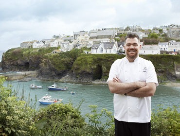 Take advantage of Outlaw's Foodie Getaway in Port Isaac this February and March