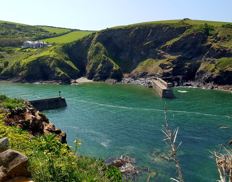 Located just steps from Bre Cottage - Port Isaac harbour is a picturesque location on the North Cornwall coast