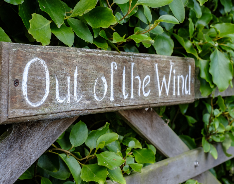 Out Of The Wind self catering holiday home in Rock, North Cornwall.