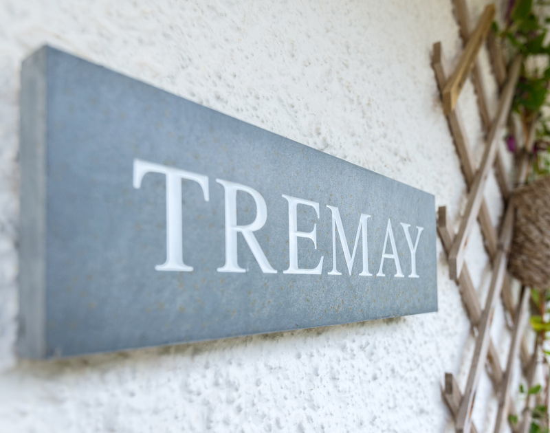 Tremay in Rock self catering holiday home.