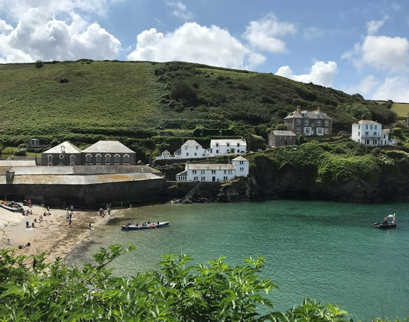 The beautiful Port Isaac, just moments from The Hideaway self catering holiday cottage in Port Isaac, North Cornwall.