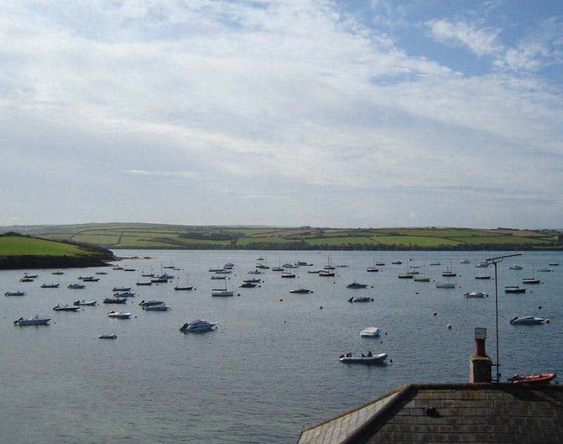 Fantastic views over Rock waterfront and across the Camel estuary from Slipway 6, holiday rental in Rock, Cornwall