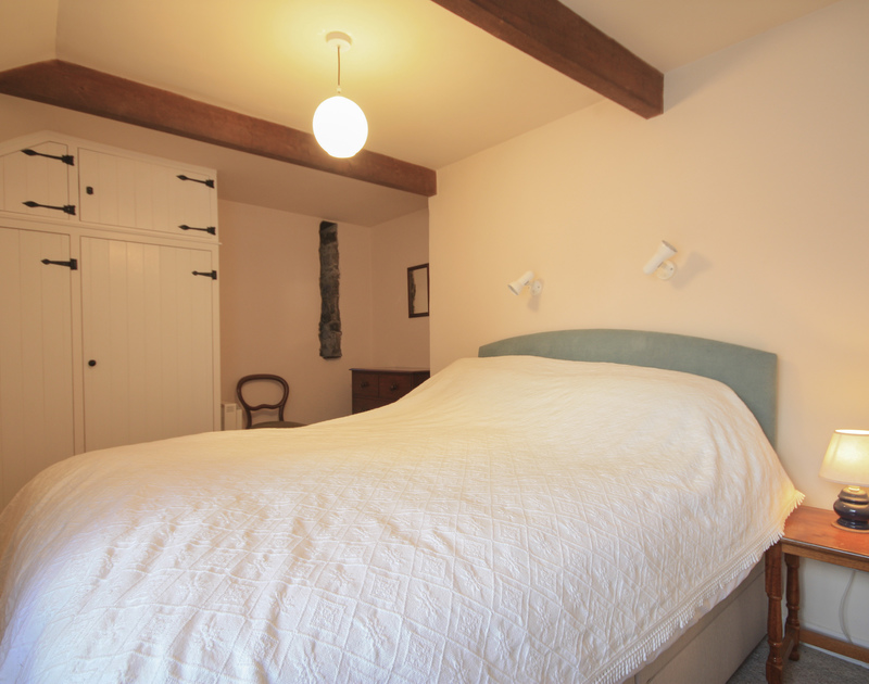 The double bedroom in Mill Pond, a self catering, pet friendly, holiday house to rent in Rock, Cornwall.