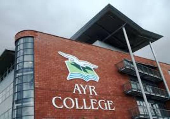 Ayr College Trained at Kris Oliver