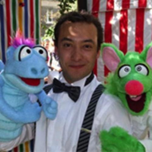 Magic Clowns Composer Kris Oliver