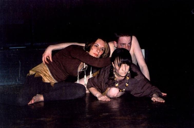 Envisage Dance Company Dancer Kris Oliver