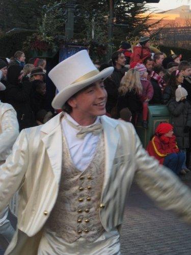 Disneyland Paris  Kris Oliver