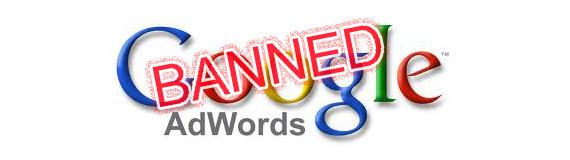 Иллюстрация к статье: Работаешь с Google AdWords? Будь осторожен, твой аккаунт может быть заблокирован!