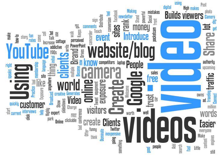 Иллюстрация к статье: 5 доводов в пользу размещения видео на целевой странице: цифры и факты