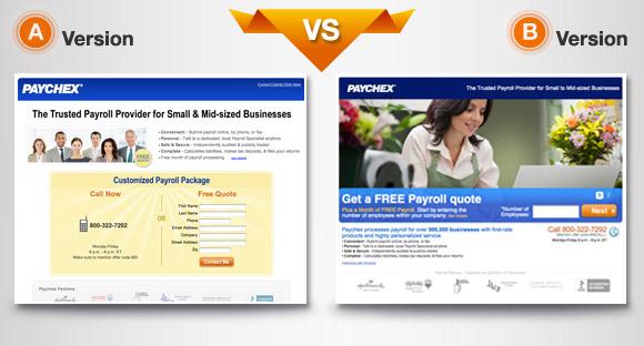 Какой тип целевой лид-страницы может увеличить конверсию на 31%?