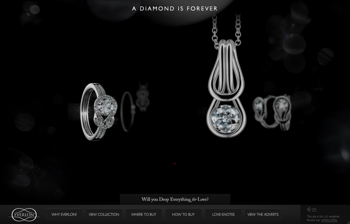De Beers' «A Diamond is Forever»