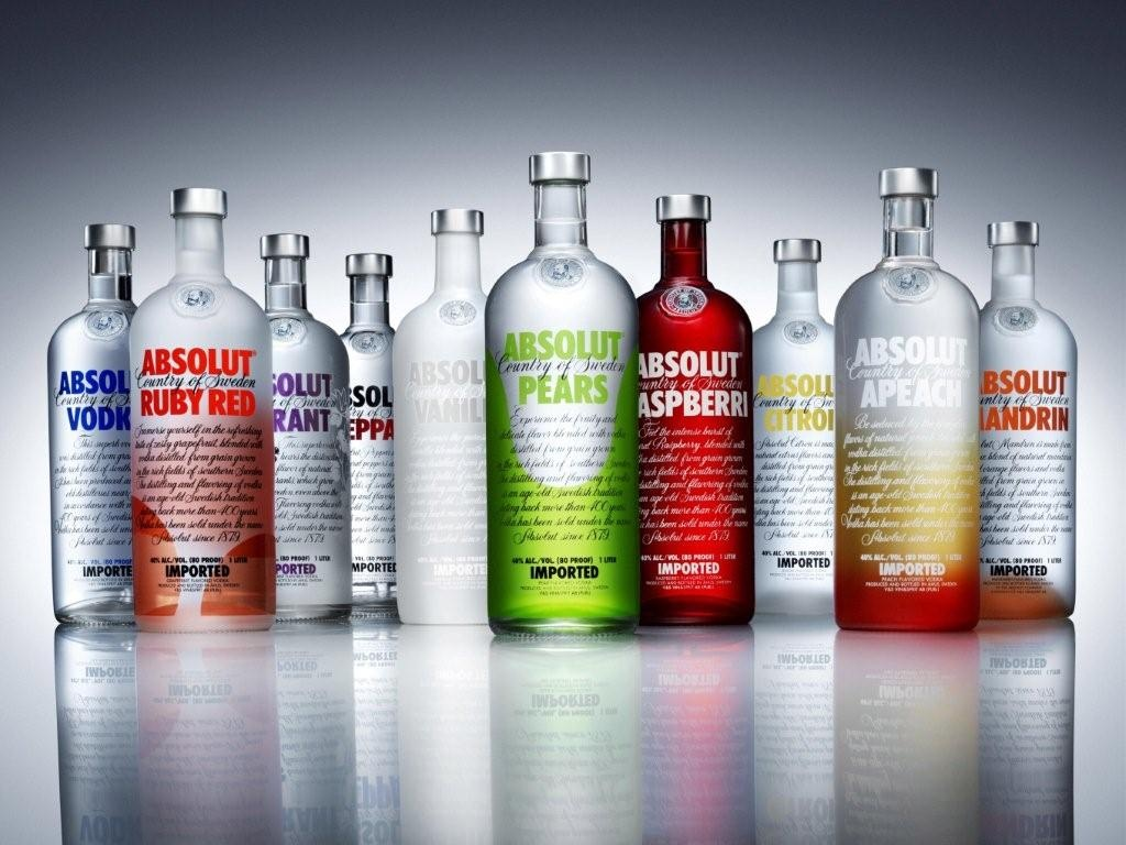 Absolut Vodka: Absolut Bottle